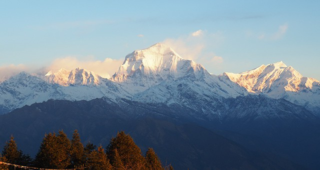 What is the Annapurna Base Camp trek like in March