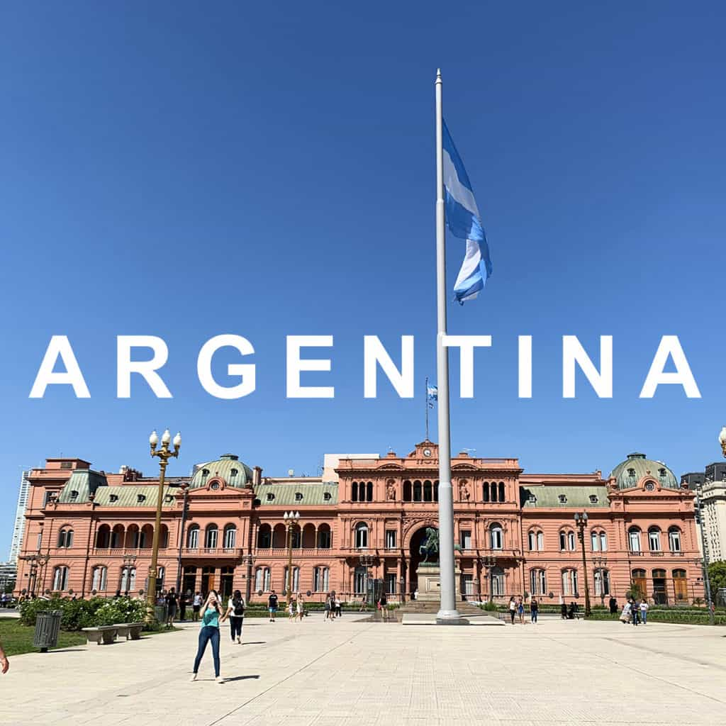Visit Argentina and Buenos Aires