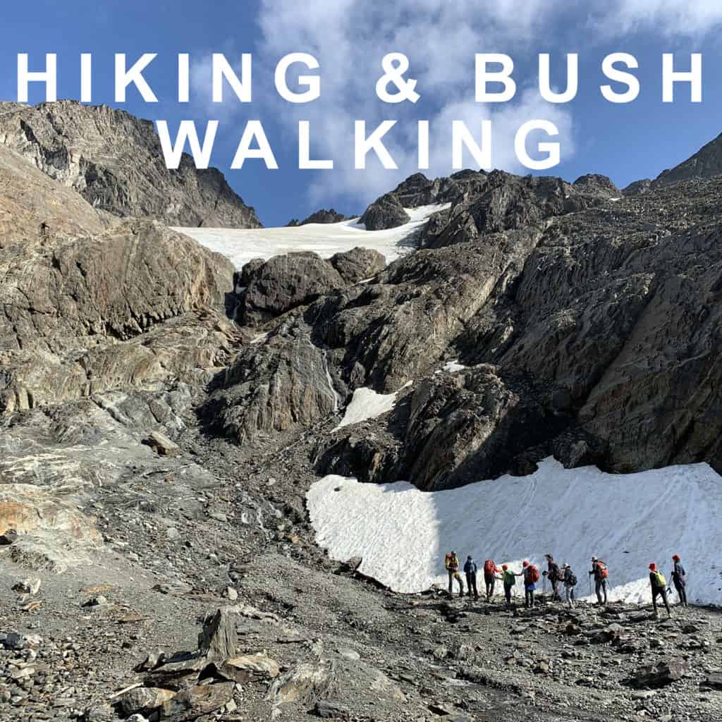 Hiking & Bush Walking