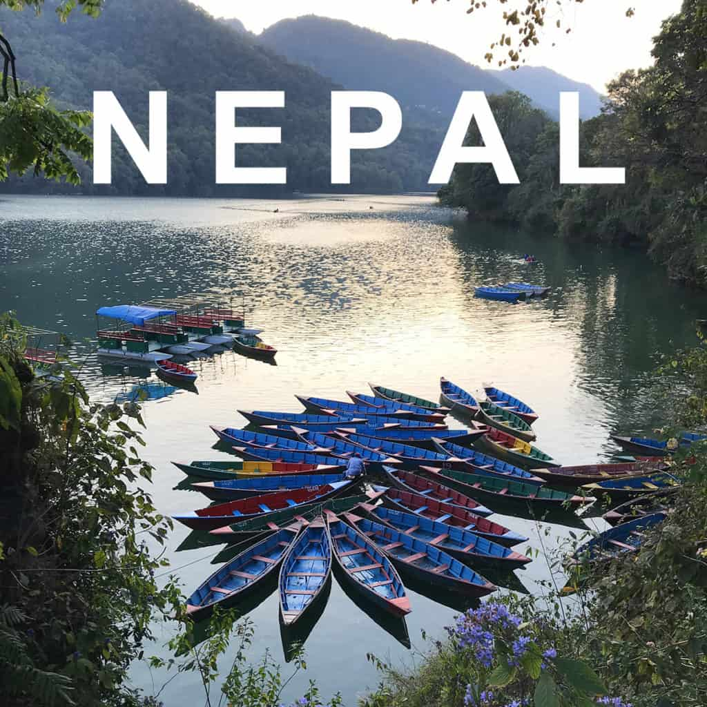 Travel information for Nepal