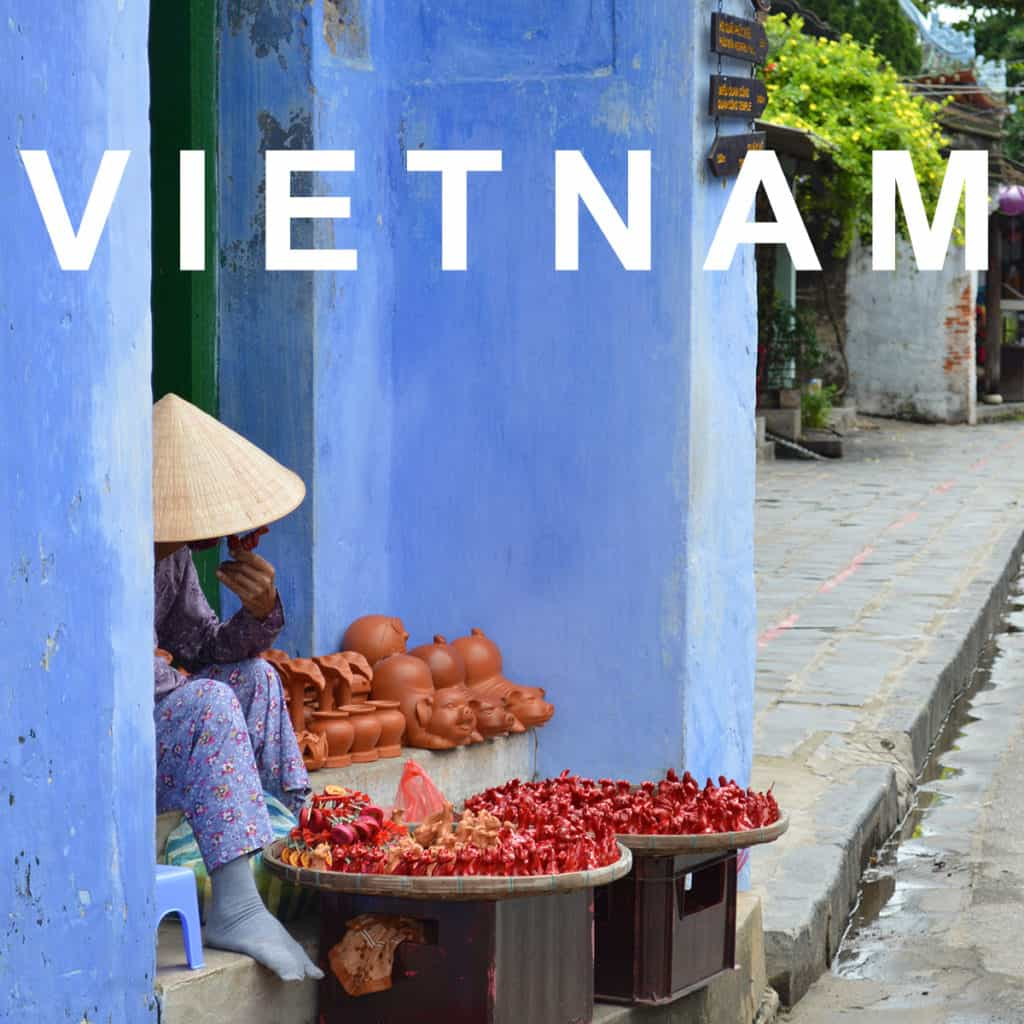 1 week Vietnam itinerary