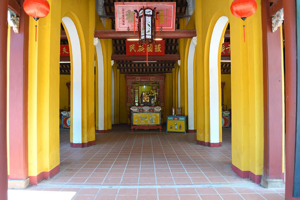 Cam Pho Communial House in Hoi An Ancient Town