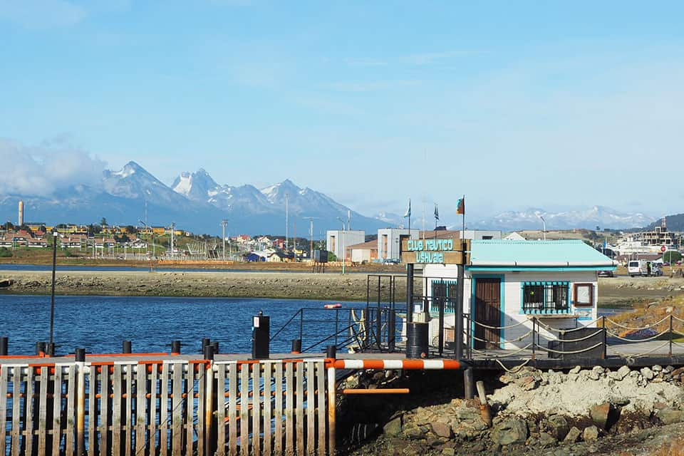 Things to see in Ushuaia Argentina Beagle Channel