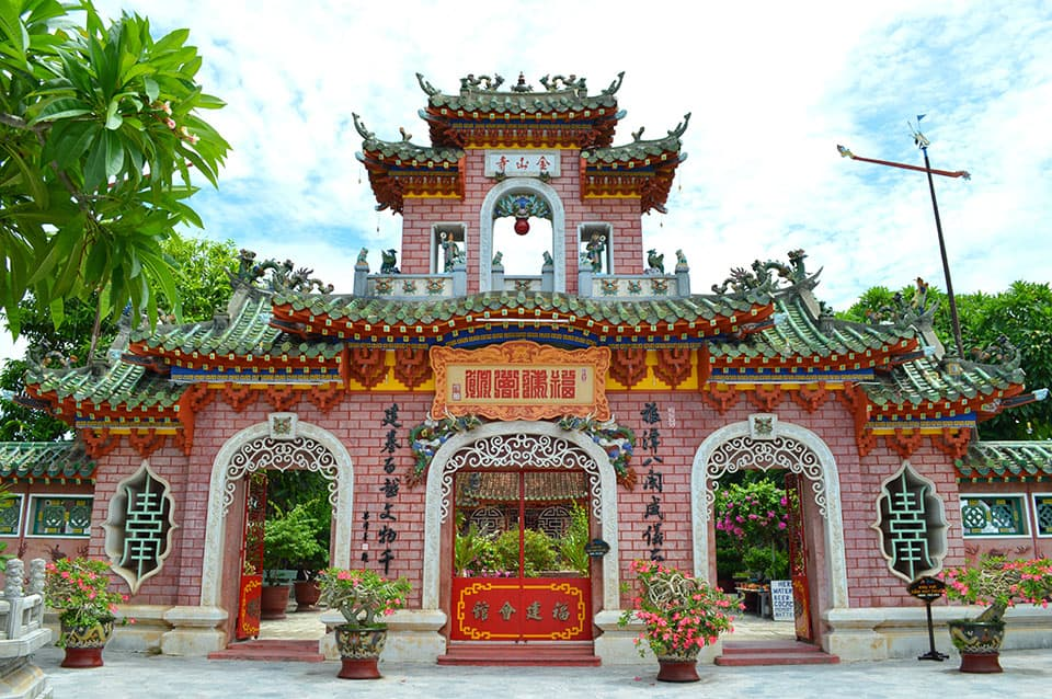 Phuc Kien Assembly Hall Hoi An Ancient Town