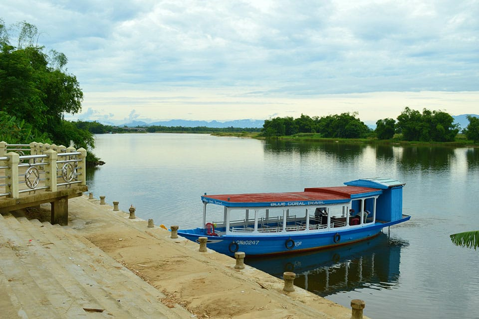 Thu Bon River Cruise on My Son Sanctuary your