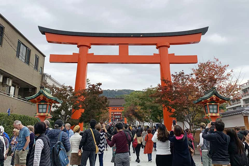Must see the torii gates on your 10 day Japan itinerary