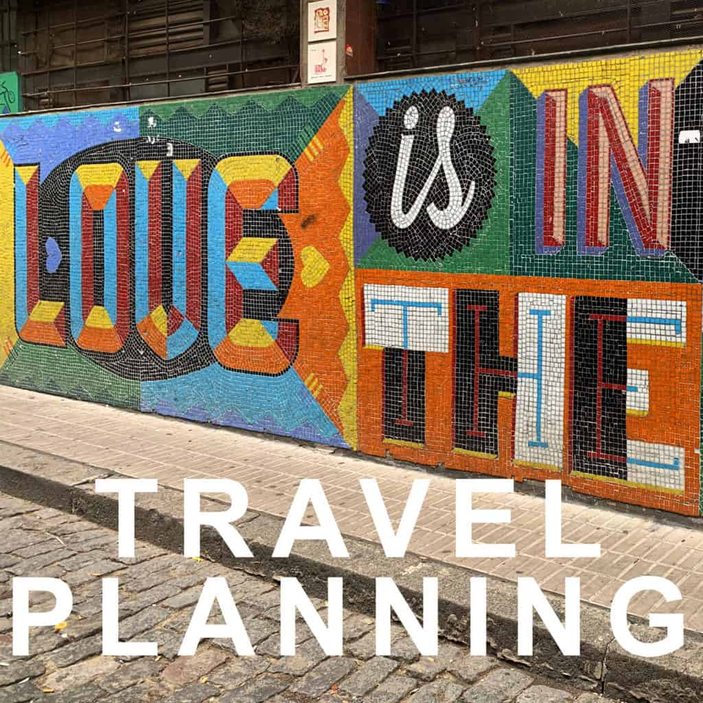 Travel resources to help with trip planning