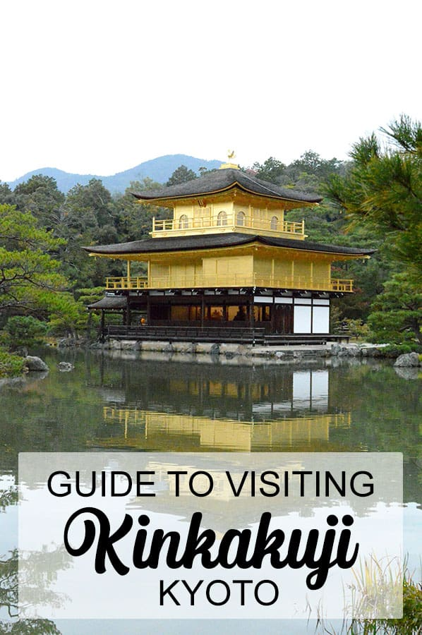 Kyoto golden temple